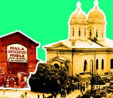 PREZENTARE: Cum să înțelegem Bucureștiul - Piața Sf. Vineri @ Piața Sf. Vineri